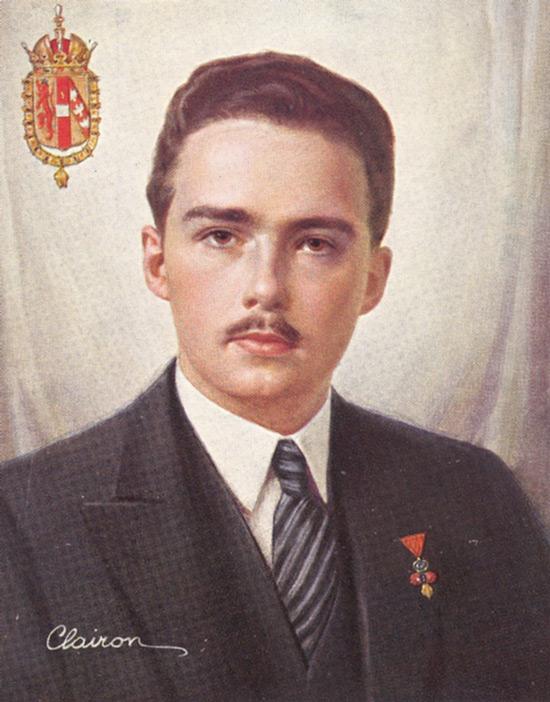 Otto von Habsburg in den Fünfziger Jahren